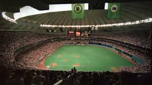 Kingdome History Photos And More Of The Seattle Mariners