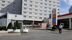 Munich Inn Design Hotel Parken Parkhaus Holiday Inn Motorama Parking In München Parkme