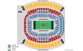 Tiaa Stadium Seating Chart Jacksonville Jaguars Home Schedule 2019 Seating Chart