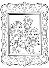 Click here to download the free printable coloring page. Elena Disney Coloring Pages Drone Fest