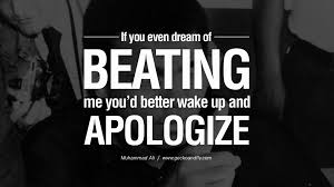 If You Even Dream Of Beating Me Quote Best of 24 Winning Quotes By Muhammad Ali The Greatest