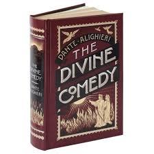 the divine comedy barnes noble leatherbound classic collection by dante alighieri 9781435162068 booktopia