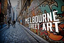 >melbourne street art australia backpackers guide