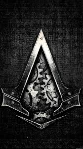 Assassin creed iv black flag iphone wallpaper simply beautiful. Assassins Creed Logo Wallpaper Hd For Android