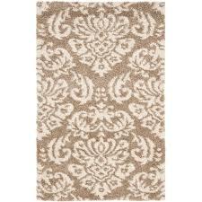 safavieh florida beige cream 8 ft x 10 ft area rug