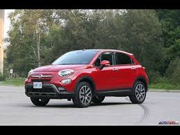 Fiat Suv Review Road Test Youtube
