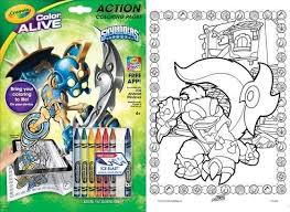 Crayola Color Alive Action Coloring Pages Best Of Giant Coloring