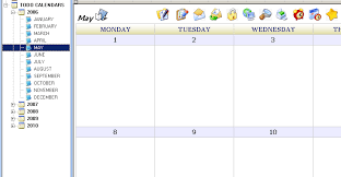 Calendars Calendars Templates