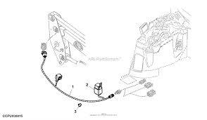 John deere parts diagrams john deere h360 loader pc3285 wiring harness memosystem hydraulic self leveling electrical system h360