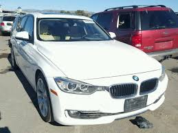 bmw 2013 white. 2013 bmw 335i white for parts