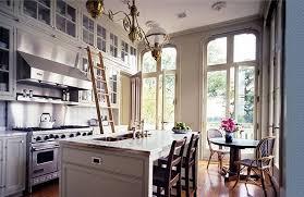 Kitchen Loft with Ladder