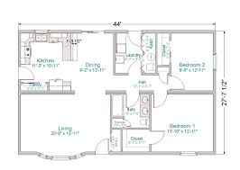 1300 sq ft cottage house plans fresh small house floor plans under 1000 square feet awesome