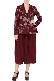 Payal Pratap Fashion Designer Pleated Pants Payal Pratap Designers