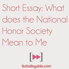 national honor society essay samples njhs essay help org njhs essay examples pevita view larger