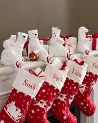 ... Polar Bear Family Stocking Holder Alt