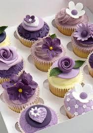 Purple Wedding Cupcakes Cupcakes Gallery