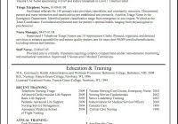 New Grad Nursing Resume Template New Resume Template For Nursing