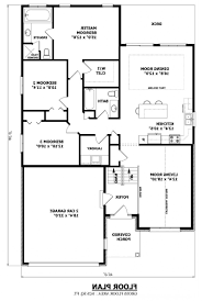 1100 Sq Ft House Interior Design Plans Indian Style Beautiful 1700 800 Square Foot House Floor Plans
