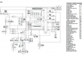 2006 yfz 450 wiring diagram gutted harness diagrams yamaha yfz450 Car Air Horn Wiring Diagram at 2006 Yfz 450 Wiring Diagram Pdf