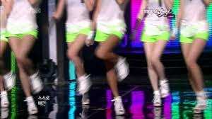 Rainbow A 100903 Kbs Music Bank