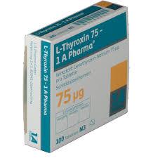 L thyroxin 150 mg abnehmen