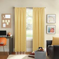 Walmart Curtains For Living Room Better Homes And Gardens Circles And Diamonds Printed Window