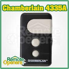 4335a chamberlain b d 062162 garage door remote control marantec garage door openers dealers