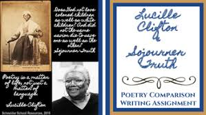 lucille clifton and sojourner truth essay african american lit  lucille clifton and sojourner truth essay african american lit studies