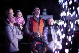 Oglebay Lights Radio Station Oglebays Annual Festival Of Lights Keeps People Returning