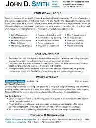 Correct Resume Format Latest Resume Templates Doc Latest Resume ...