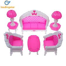 plastic dollhouse furniture sets. aliexpresscom buy 6pcs pack dollhouse furniture living room parlour sofa chair set plastic for barbie acessorios house dolls from reliable sets r