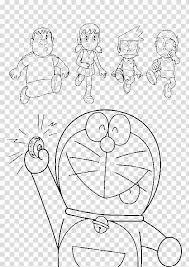 And a nobita who is smart ? Doraemon Nobita Nobi Coloring Book Doraemon Transparent Background Png Clipart Hiclipart