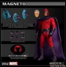 "1/12 Mezco Toyz 6"" Marvel X-Men Magneto Max Eisenhardt Action Figure 77140  Toys | eBay"