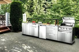 outdoor kitchen cabinet stainless steel best outdoor kitchen cabinets stainless steel s regarding stainless steel outdoor