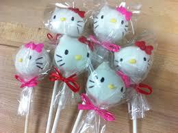 Hello Kitty Cakepops Sweet Lauren Cakes Artisan Cake Pops From
