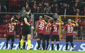Galatasaray Gençlerbirliği maçı golleri ve geniş özeti - Internet Haber