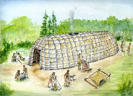 Image result for native american longhouse