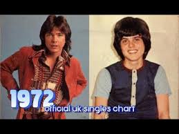 Top Songs Of 1972 1s Official Uk Singles Chart