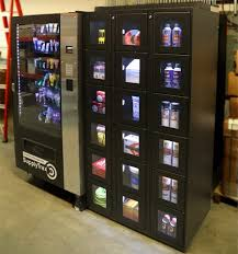 Vending Machine Equipment Interesting What Are Industrial Vending Machines