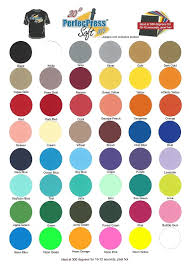 Perfecpress Soft Color Chart Jsisigns Online Store