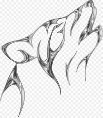 tribal wolf with wings drawing. Perfect Wings Tattoo Artist Gray Wolf Drawing Clip Art  Tribal Husky To Tribal Wolf With Wings S