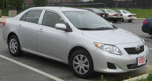 Toyota Corolla LE #2693367