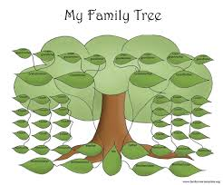 Family Tree Tree Family Tree Example Picture Magdalene Project Org