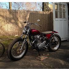 yamaha xs650 bobber tracker by the fat guido bikebound