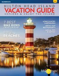 Hilton Head Vacation Guide Fall Winter 2016 By Hilton Head
