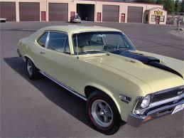 1968 Chevrolet Nova for Sale   ClassicCars.com   CC-898639