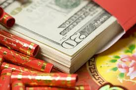 Token and gifts asian culture