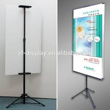 Poster Board Display Stands Cool Easel Tripod Poster StandAdvertising Foam Board Stand Poster