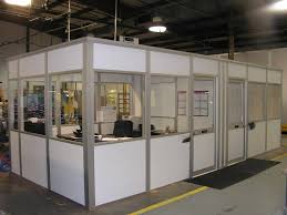 Warehouse office design Amazing An Inplant Office Emlii Modular Warehouse Offices Portaking