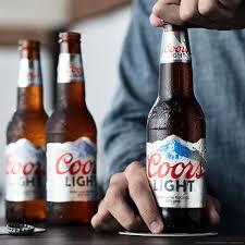 20 Bottles Of Coors Light